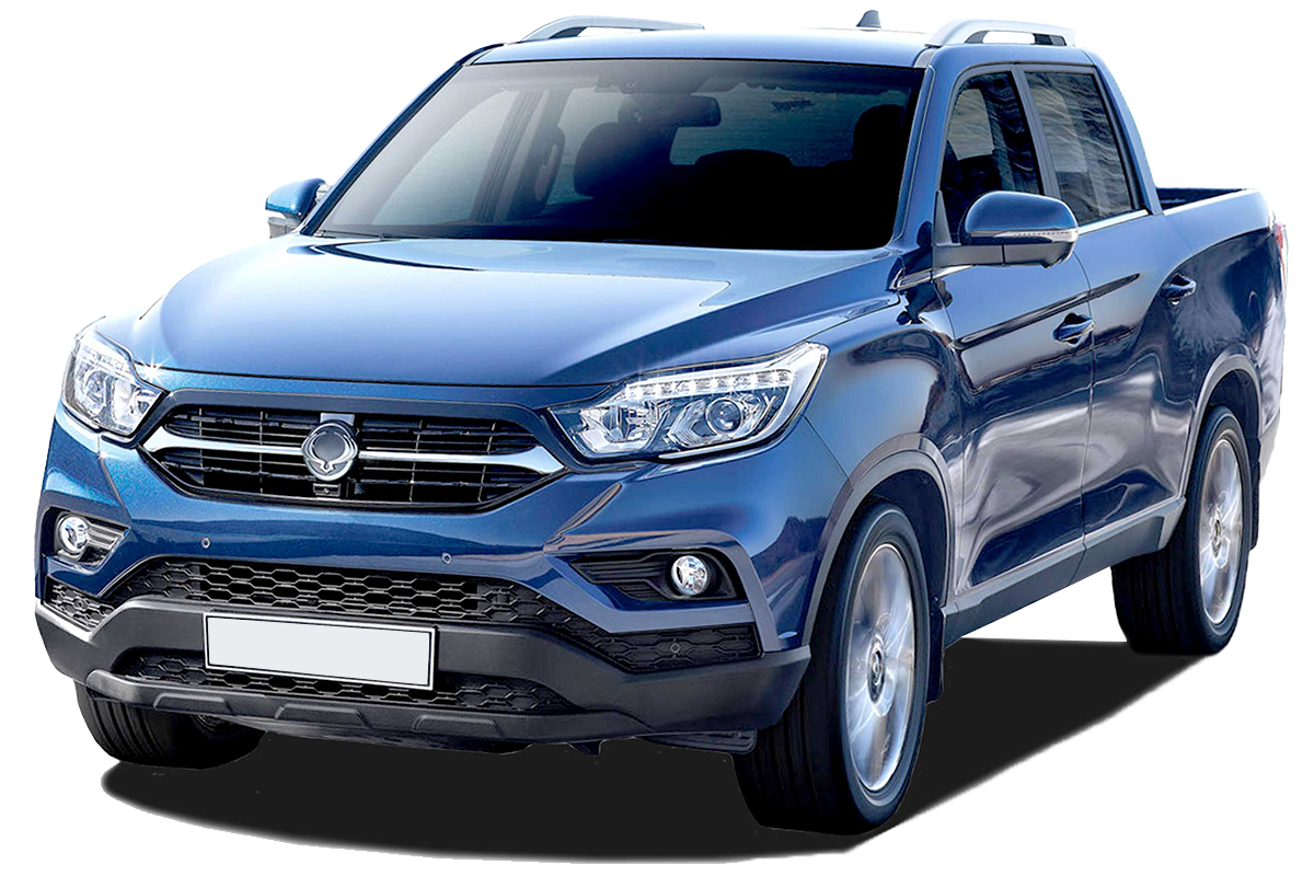 Mandataire SSANGYONG MUSSO